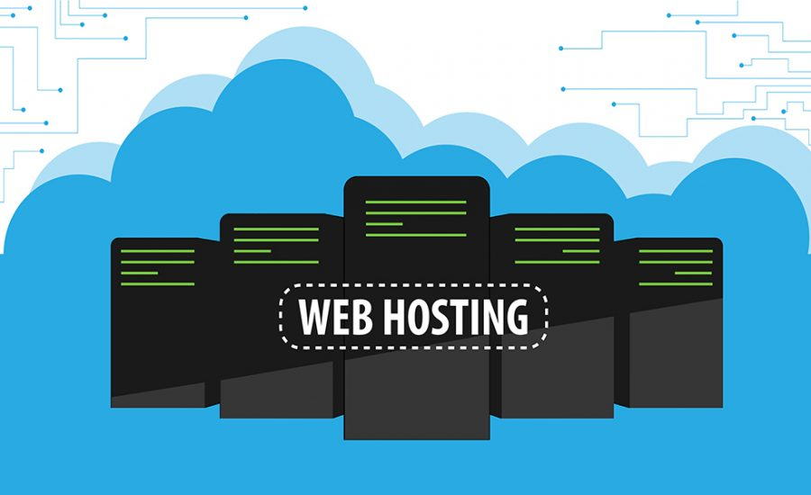 web and email hosting Services