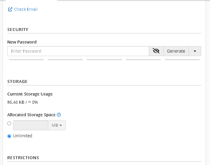 How to Reset Your Password Email Password through the Cpanel