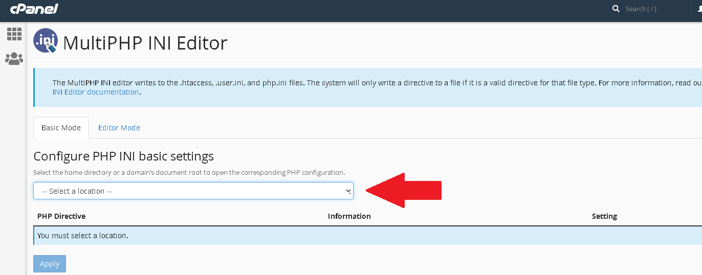 How to fix the upload_max_filesize Error in WordPress by updating php.ini