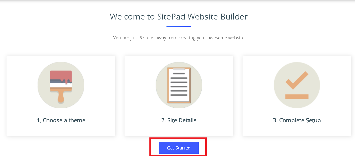 How to launch a website using website builders