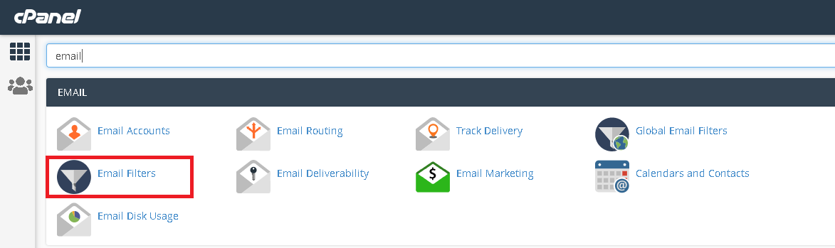 How To Set up Email Filters on the Cpanel